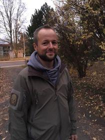 Petr Kadora, foto: Iva Zítková, ČRo