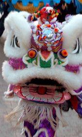 Lion Dance, photo: Drhaggis, CC 3.0 license