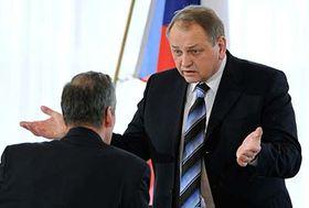 Ze zákulisí prezidentské volby..., foto: ČTK