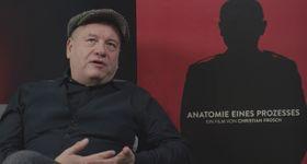 Christian Frosch (Foto: YouTube Kanal von Prisma Film Wien)
