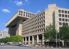 Здание ФБР в Вашингтоне (Фото: Aude, Wikimedia Commons, Licese CC BY-SA 3.0)