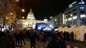 Wenceslas Square, photo: Martina Schneibergová