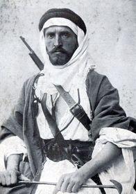 Alois Musil en 1901