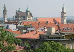 Augsburg (Foto: Alois Wüst, Wikimedia Creative Commons 3.0)
