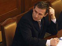 Líder del democristiano Partido Popular y senador Jirí Cunek (Foto: CTK)