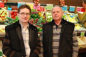 Pavel Sady et Petr Jonas