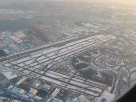 Flughafen Newark (Foto: Fan Railer, Wikimedia Commons, Public Domain)