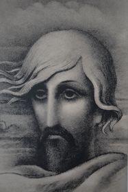 Литография Яна Зрзавого: К.Г.Маха, Май IV (1940 г.). Верный портрет Махи не сохранился (Фото: Эва Туречкова, Чешское радио - Радио Прага)