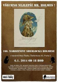 Фото: Facebook Чешского общества Шерлока Холмса