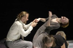 Танцевальная группа NANOHACH