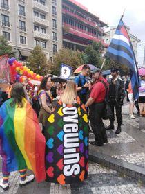 Prague Pride 2019, photo: Igor Budykin