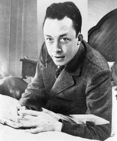 Albert Camus, photo: United Press International, public domain