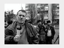 Яромир Штетина, Грозный, 1995 г.