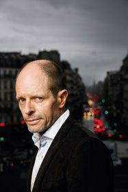 Bernard Minier, photo:© Bruno Lévy
