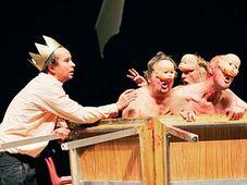 Macbeth, photo: www.theater.cz
