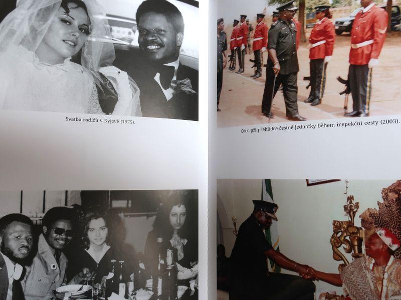 Photo: repro, Obonete S. Ubam, Sedm let v Africe / Prostor