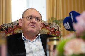 Petr Nováček (Foto: Khalil Baalbaki, Archiv des Tschechischen Rundfunks)