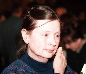 Věra Linhartová, foto: ČTK