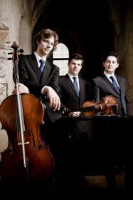 Lobkowicz Trio, foto: Štěpán Látal, presentación oficial de Lobkowicz Trio
