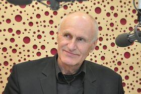 Martin Hilský, photo: Marián Vojtek