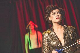 'La guerre des salamandres au théâtre D21', photo: David Stella / D21