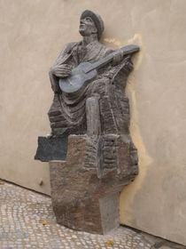 Karel Hašler's memorial, photo: Luděk Kovář, CC BY-SA 3.0