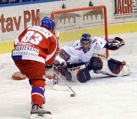 Матч Чехия - Франция (Фото: ЧТК)