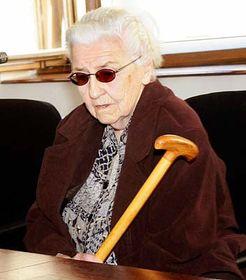 Ludmila Brožová-Polednová, photo: CTK