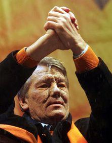 Opposition candidate Viktor Yushchenko, photo: CTK