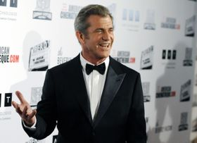 Mel Gibson, photo: CTK