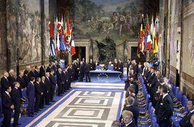 La Comisión Europea en Roma, foto: CTK
