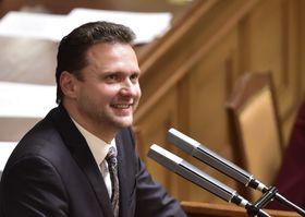 Radek Vondráček, photo: ČTK