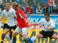Czech - Estonia, photo: CTK