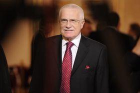 Václav Klaus, foto: Khalil Baalbaki, Archivo de ČRo