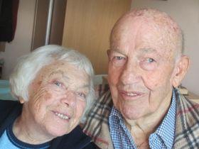 Alžběta and Jaroslav Hofrichter, photo: David Vaughan