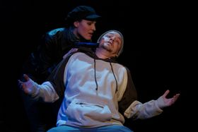 Playwriting Contest 2009 - 'Forced Entry' by Dale Burton