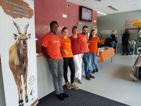 Члены общества за выживание антилопы Дерби, фото: Официальный сайт Derbianus Conservation