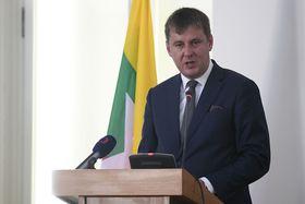 Tomáš Petříček, photo: ČTK/Ondřej Deml