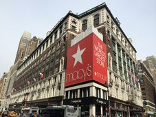 Macy's department store in New York, photo: Paulo JC Nogueira, CC BY-SA 3.0