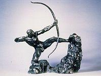 Emile-Antoine Bourdelle - Heracles Archer