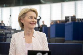 Ursula von der Leyen, foto: European Parliament, Flickr, CC BY 2.0