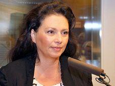 Jana Bobošíková, photo: Šárka Ševčíková, ČRo