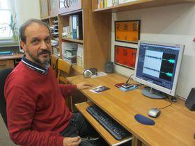 Jan Volín, photo: David Vaughan