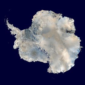 Antártida, foto: Wikilmages, Pixabay CC0