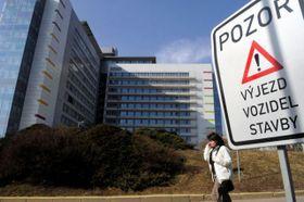 Факультетская больница Мотол, Фото: Филип Яндоурек, Чешское радио