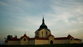 The Pilgrimage Church of Saint John of Nepomuk, photo: Vít Pohanka, Czech Radio