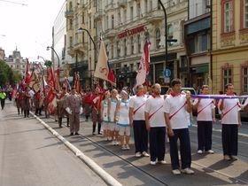XV. všesokolský slet, foto: archiv ČRo - Radia Praha