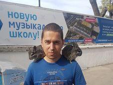 Андрей Бабиш-младший, фото: Архив Андрея Бабиша-младшего