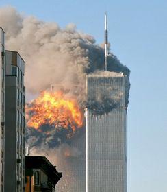 Attacks on New York (2001), photo: Robert, Flickr, CC BY-SA 2.0