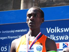 Kenneth Mungara, photo: Štěpánka Budková